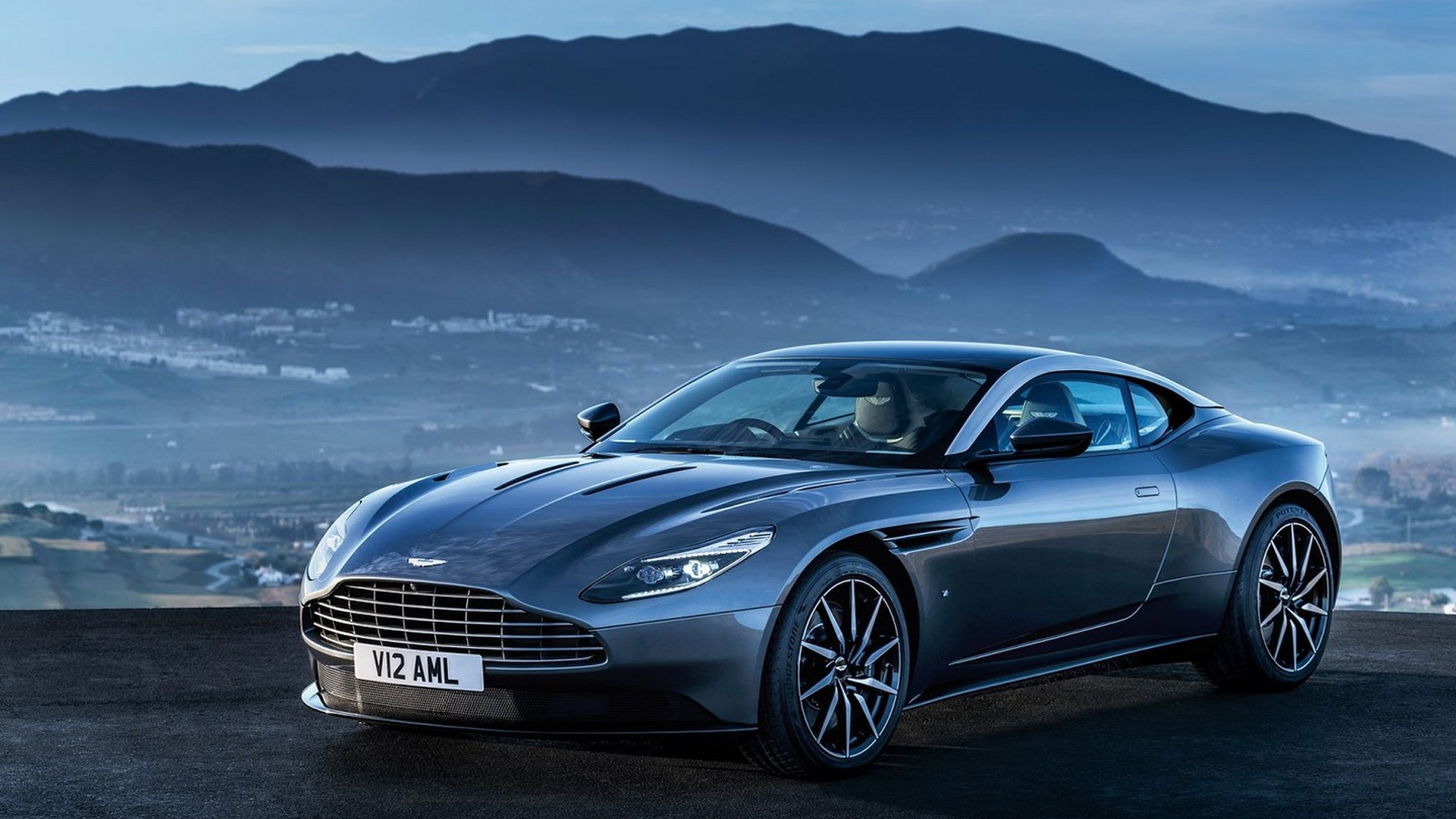 Aston Martin DB11 Images Have Leaked Ahead Of Debut