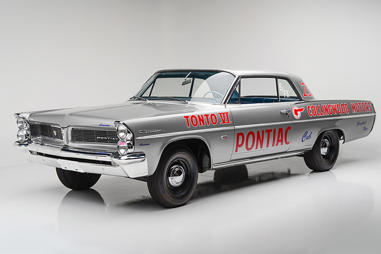 "This ""Swiss Cheese"" Pontiac Shouldn't Exist, But it Does"