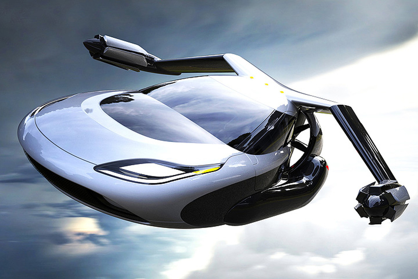 Is the Terrafugia TF-X the Flying Car of the Future?