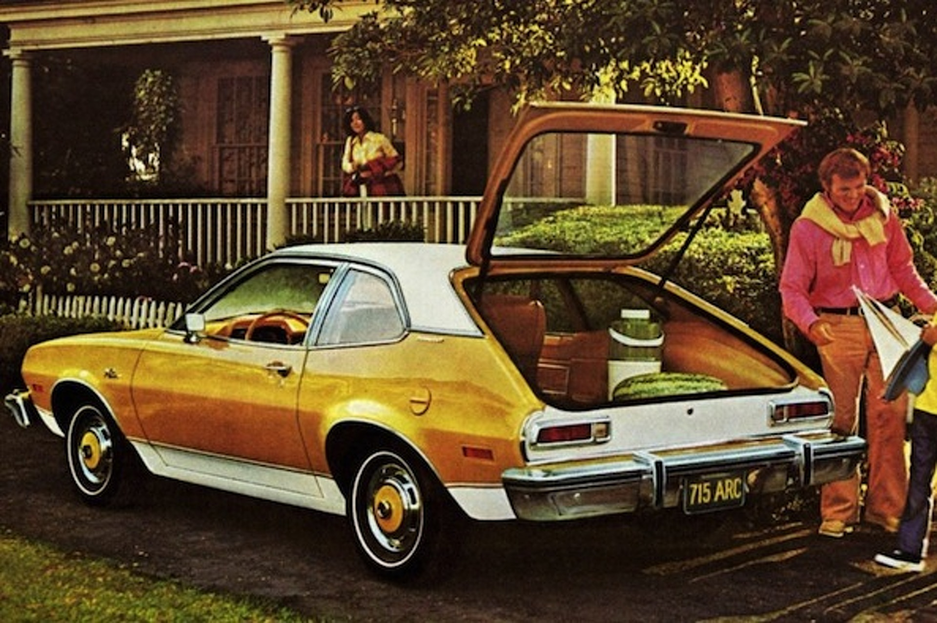 The ford pinto a mystery for all time