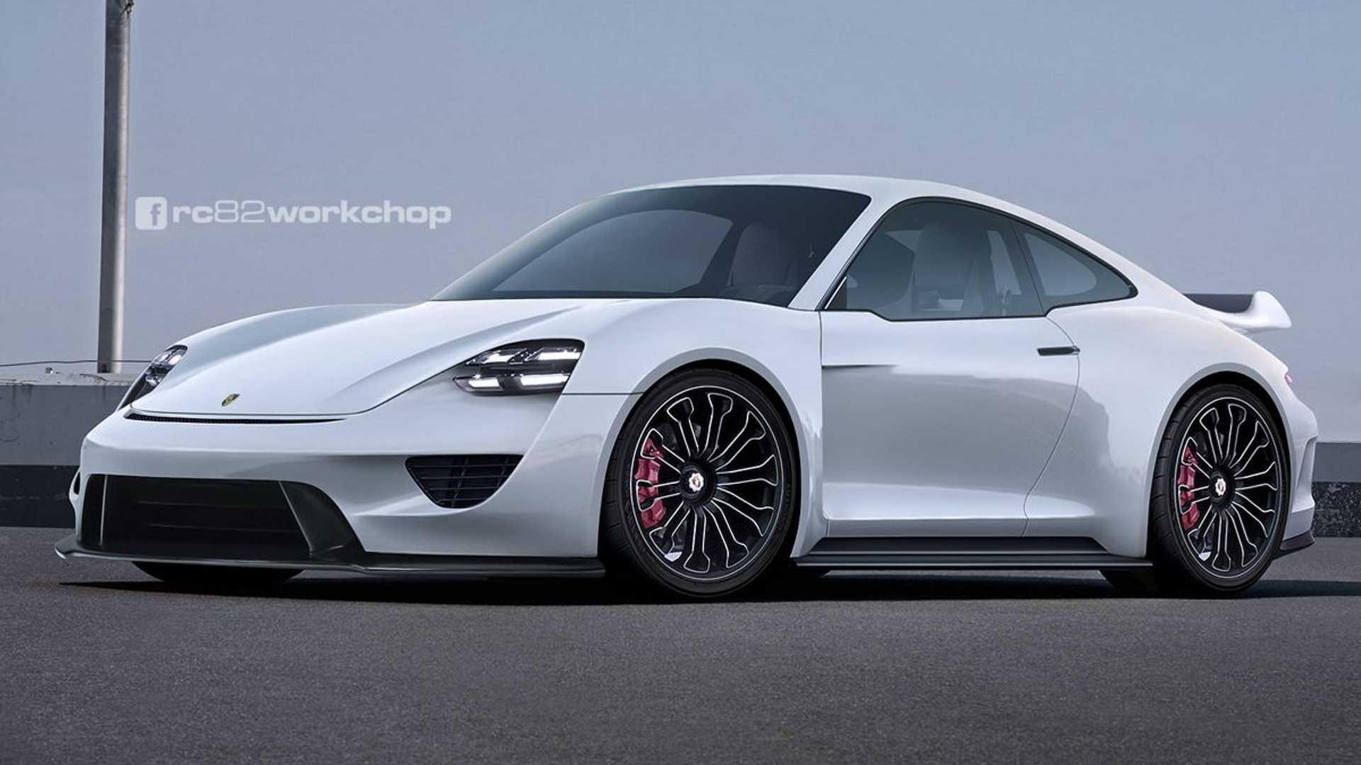Porsche 911 EV Arrival Hinges On Battery Breakthrough