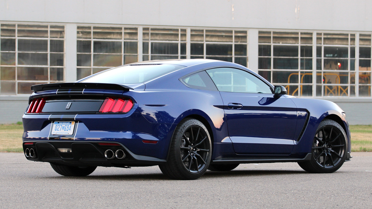 2016 Ford Shelby Gt350 Mustang First Drive
