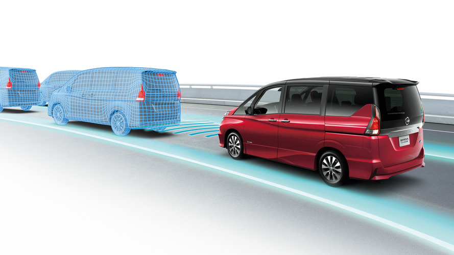 This is how Nissan's autonomous ProPILOT tech works