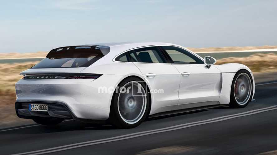 Porsche Panamera Shooting Brake : La première image