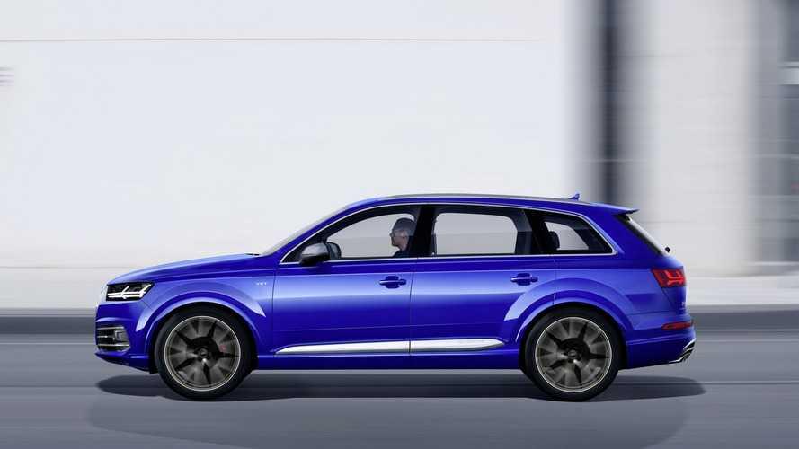 Audi - Forte hausse des ventes au mois d'août 2017