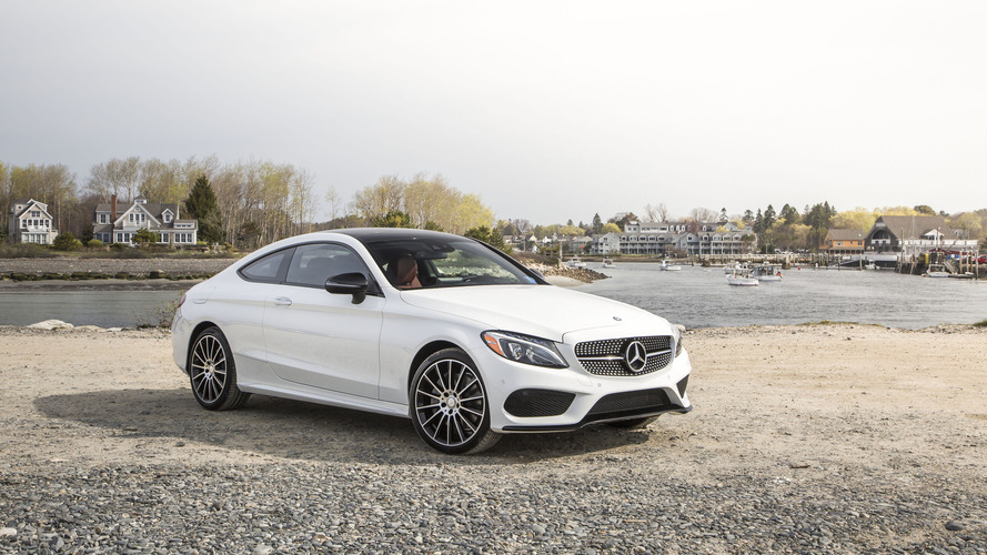 First Drive: 2017 Mercedes-Benz C300 Coupe