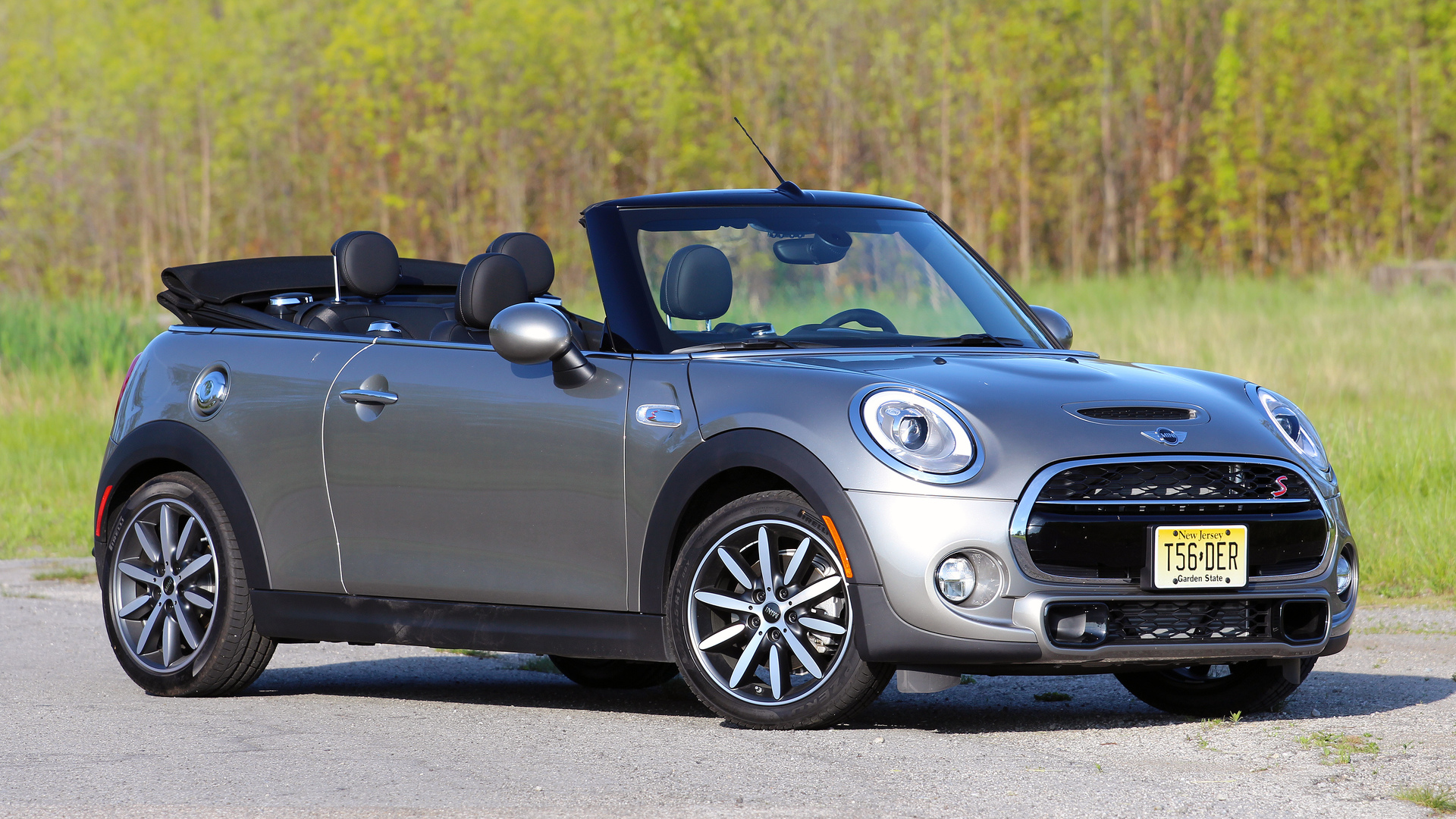 First Drive 2016 Mini Convertible