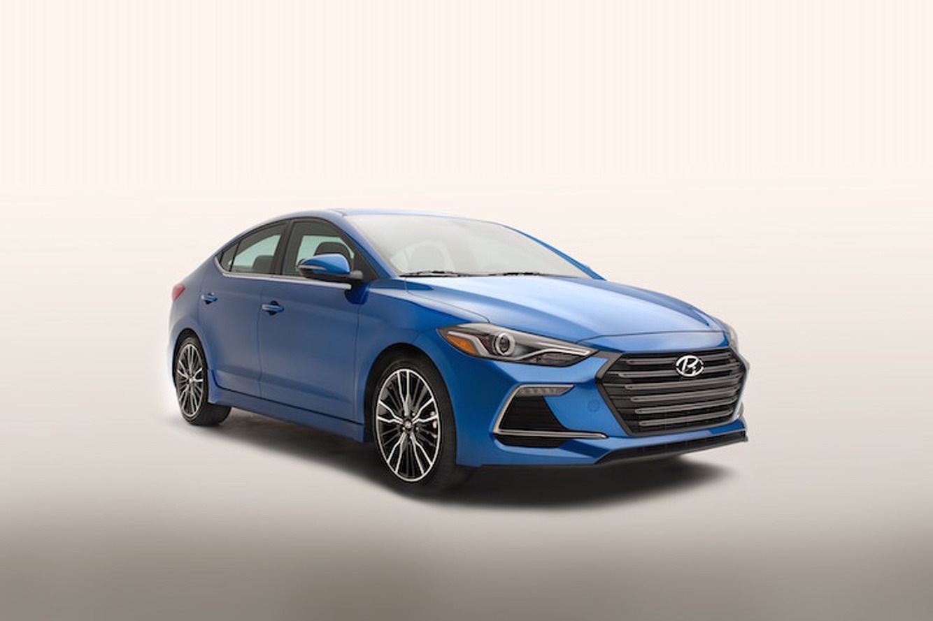 2017 Hyundai Elantra Sport is the Sportiest Elantra Yet, Obviously