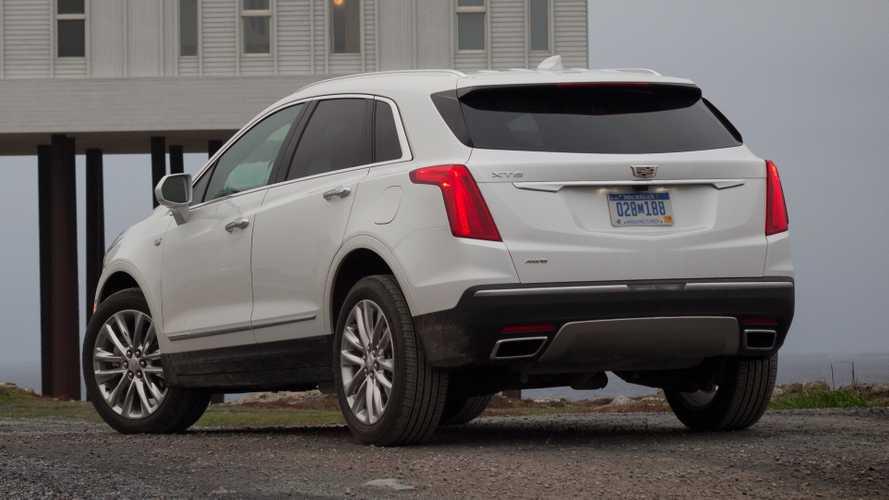 2017 - Cadillac XT5