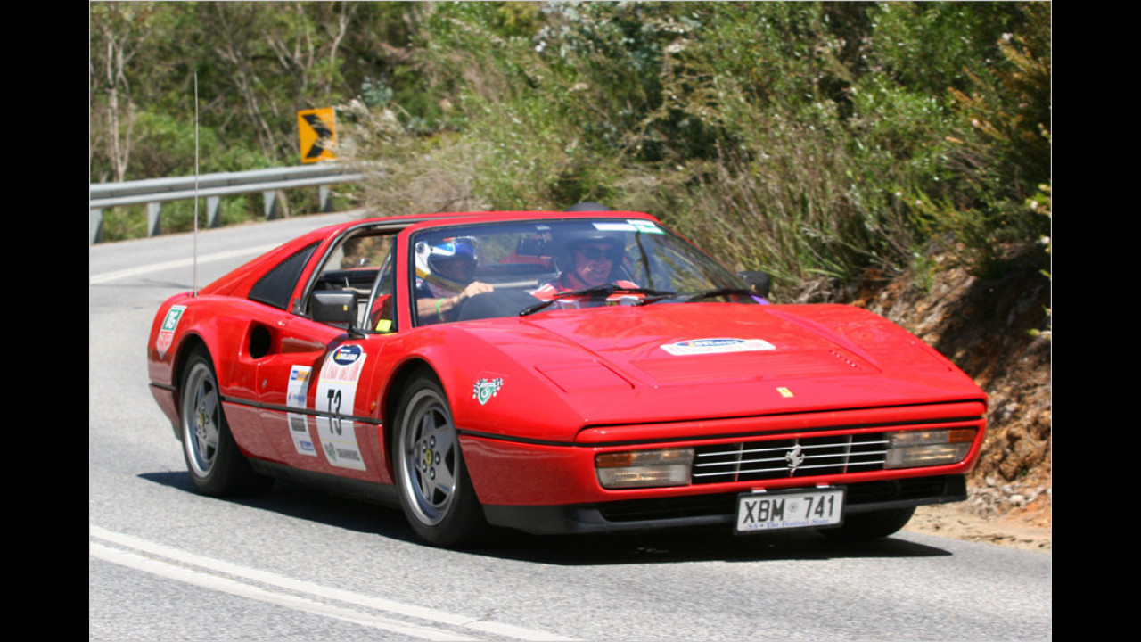 Ferrari 328 GTS: Beverly Hills Cop II (1987)
