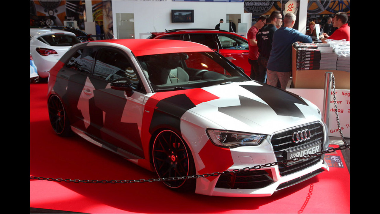 Rieger Audi A3