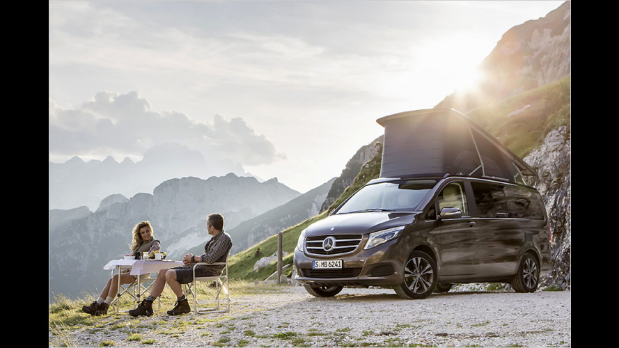 Mercedes Marco Polo und Marco Polo Activity (2014)