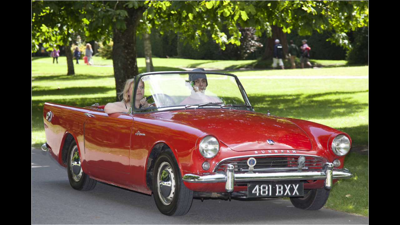 Sunbeam Alpine Series II (James Bond jagt Dr. No, 1962)