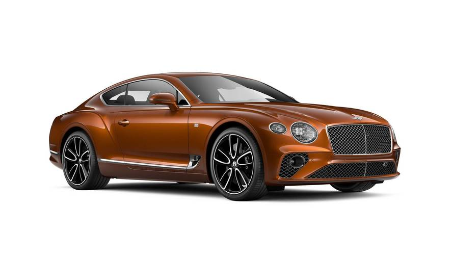 Bentley Continental GT First Edition, orgullo británico