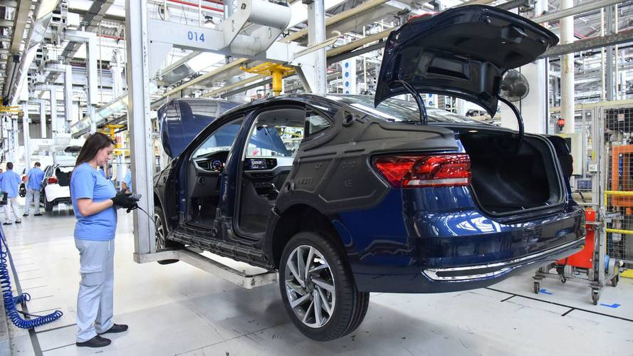 Volkswagen dá férias coletivas para funcionários da fábrica do Polo