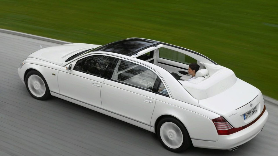 Daimler Denies Maybach Brand Shut Down - No Sale to BYD