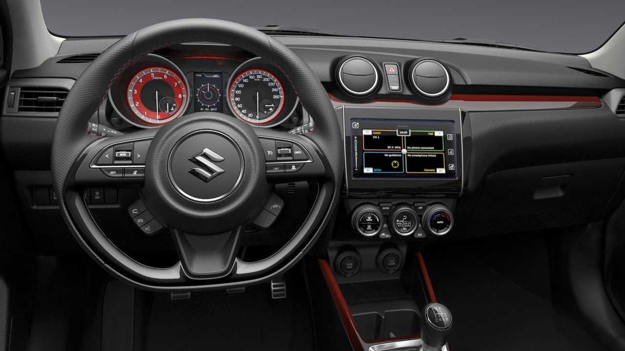 [Copertina] - Nuova Suzuki Swift Sport, svelata anche dentro [VIDEO]