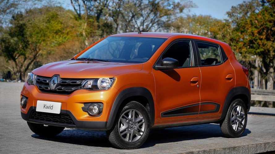Renault Kwid dará origem a inédito hatch global