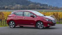 2018 Nissan Leaf: First Drive