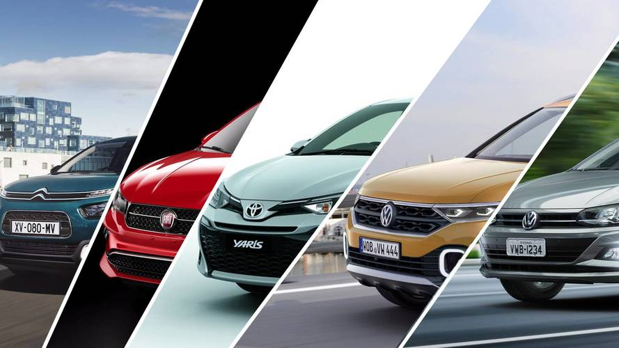 Lançamentos - 25 carros para esperar em 2018