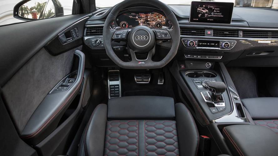 Audi RS Avant First Drive Absurdly Rapid Daily Driver - Audi rs4