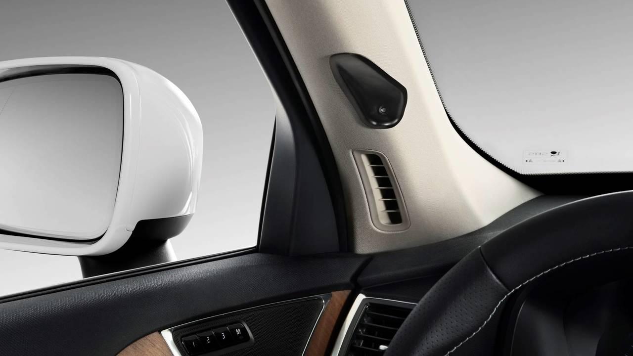 Volvo XC90 autonome tests en Suède