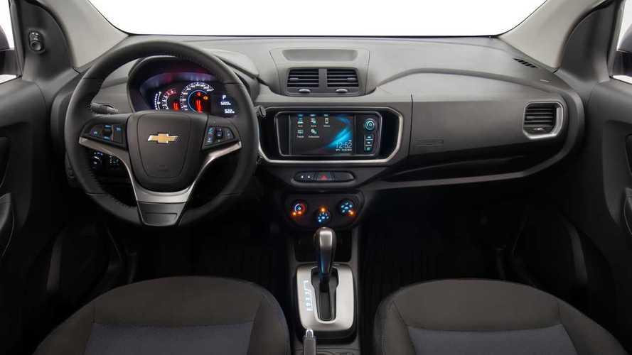 Chevrolet Spin PcD