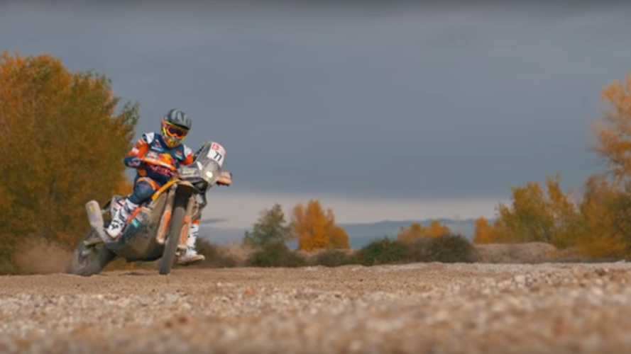 KTM Introduces The Dakar 2019 Team And The Bikes