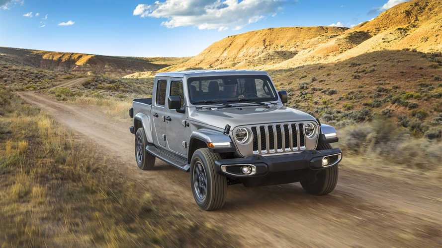 Jeep commercialisera bien son pick-up Gladiator en Europe