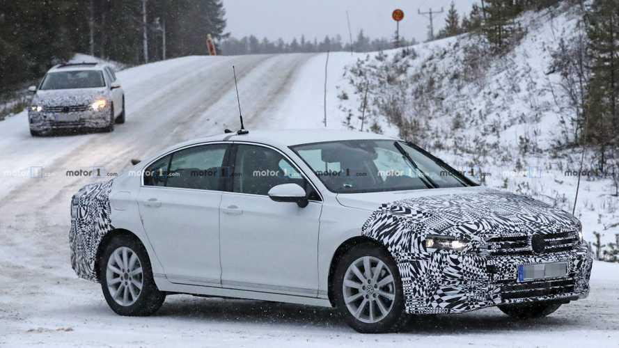 Volkswagen Passat, dopo 4 anni è l'ora del restyling