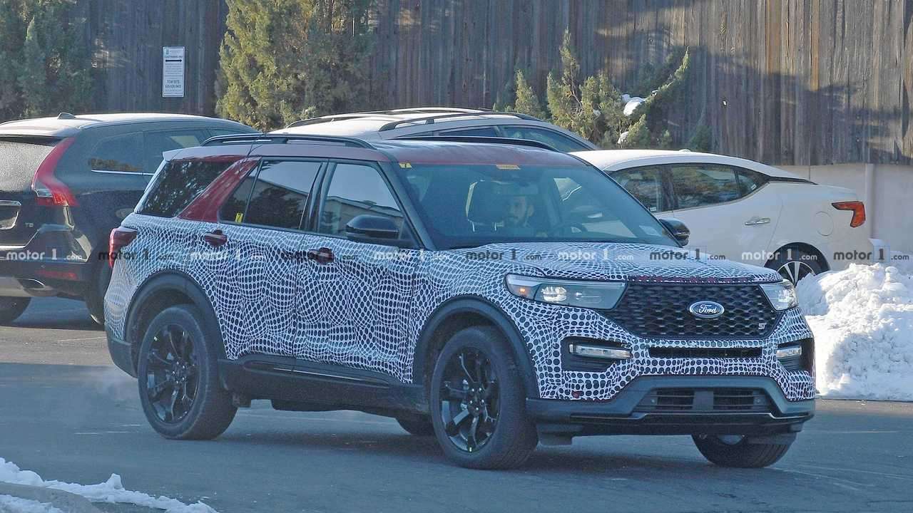 New Ford Explorer >> 2020 Ford Explorer To Debut January 9