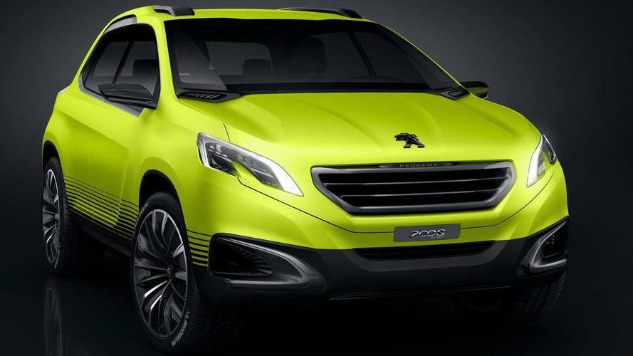 Peugeot 2008 concept hits the web ahead of schedule