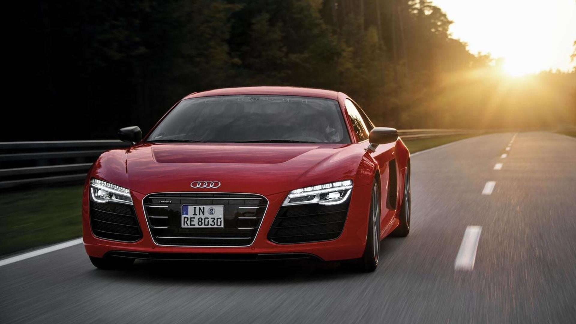 Audi R8 E Tron Back On Track Could Be Launched Next Year Report
