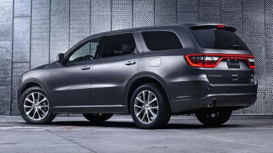 2014 Dodge Durango official photos now available
