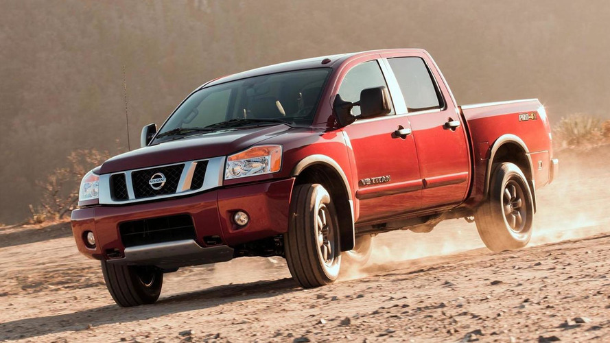 2013 Nissan Titan unveiled with minor updates