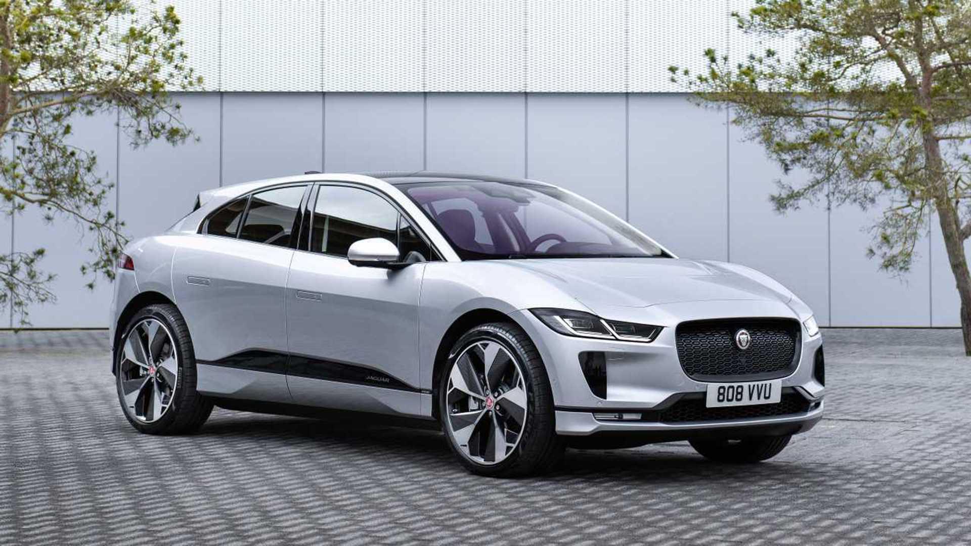 2021 Jaguar I-PACE - 5054418