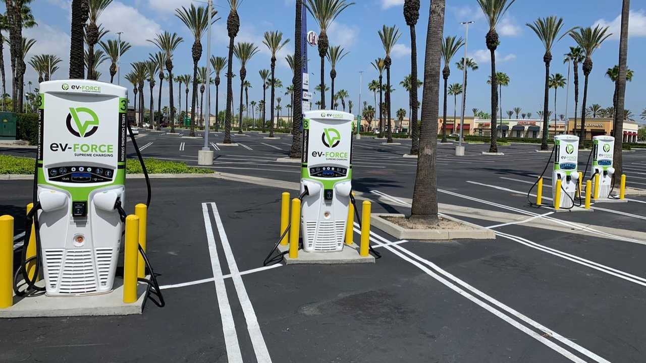 Tritium and EvGateway have partnered on a new project in a popular retail center in Orange County's Buena Park