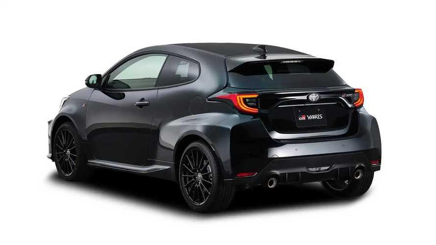 Toyota GR Yaris RS 2020, solo para Japón