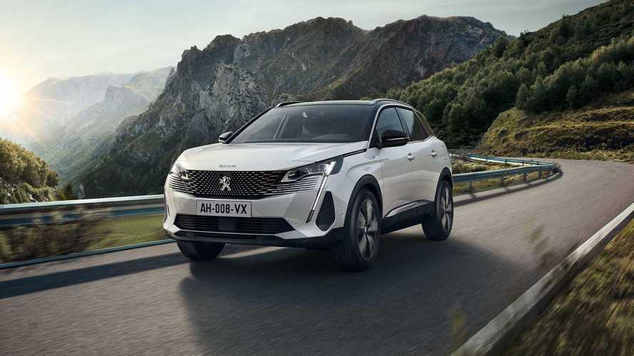 Peugeot dévoile les tarifs de son 3008 restylé