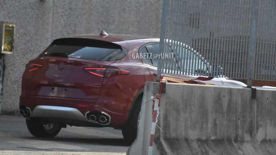 Nuevo SUV de Maserati, fotos espía