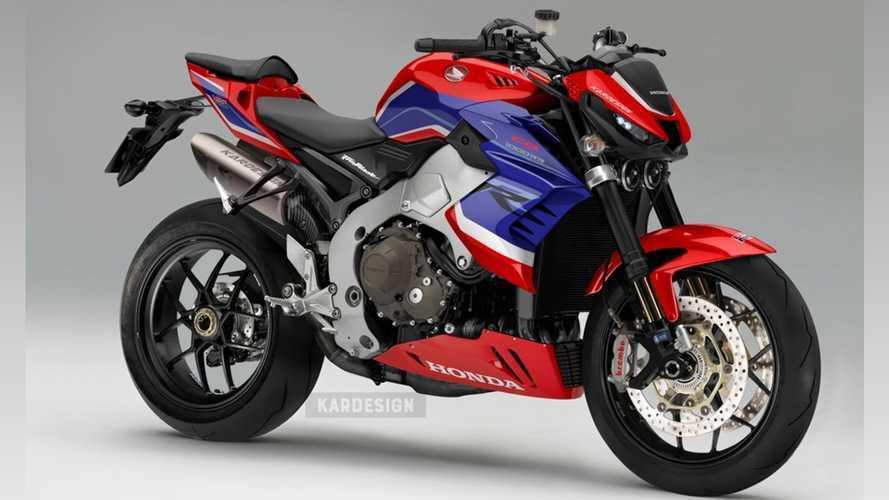 Honda CB1000RR-R: e se la prossima naked fosse una streetfighter?