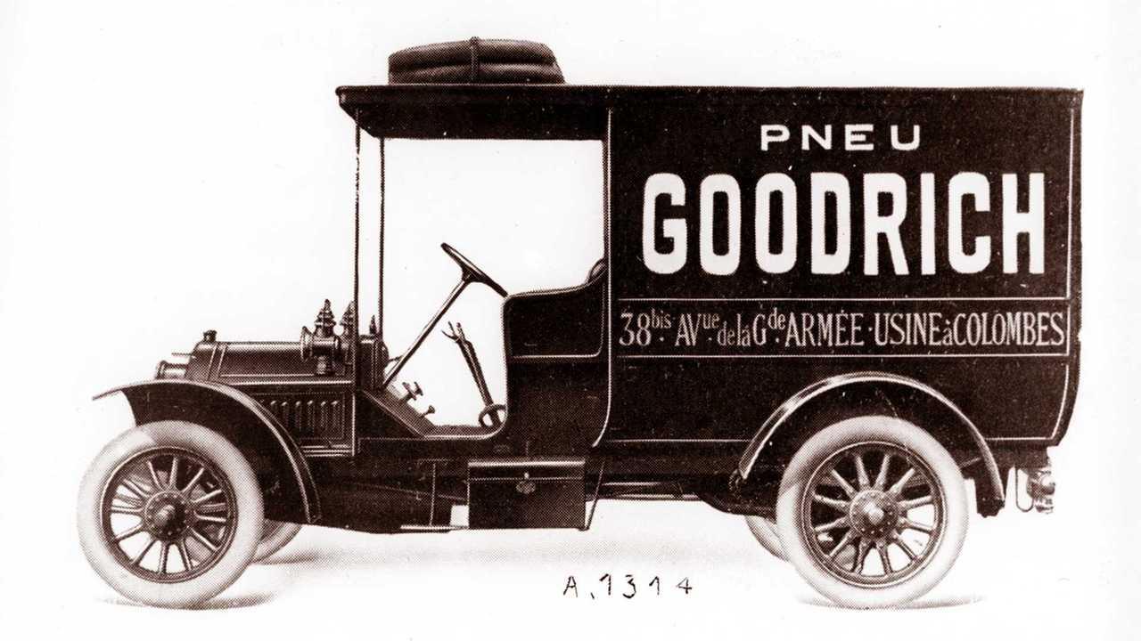 Peugeot Vintage Van