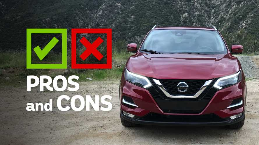 2020 Nissan Rogue Sport SL: Pros And Cons