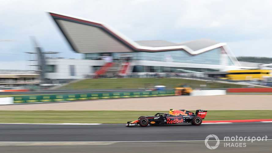 British GP open to August date to save race