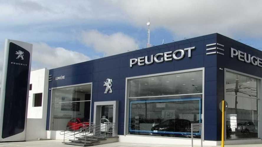 Peugeot reabre todas as suas concessionárias no Brasil