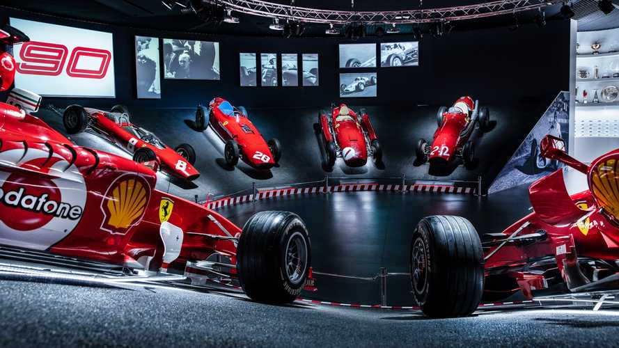 Museo Ferrari de Maranello: vive una visita virtual desde tu casa