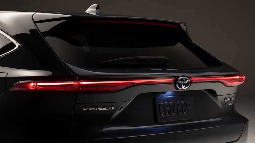 2021 Toyota Venza Debut