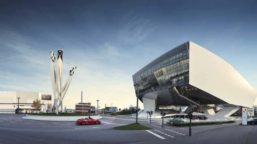 Porsche vous invite à une visite virtuelle et gratuite de son musée