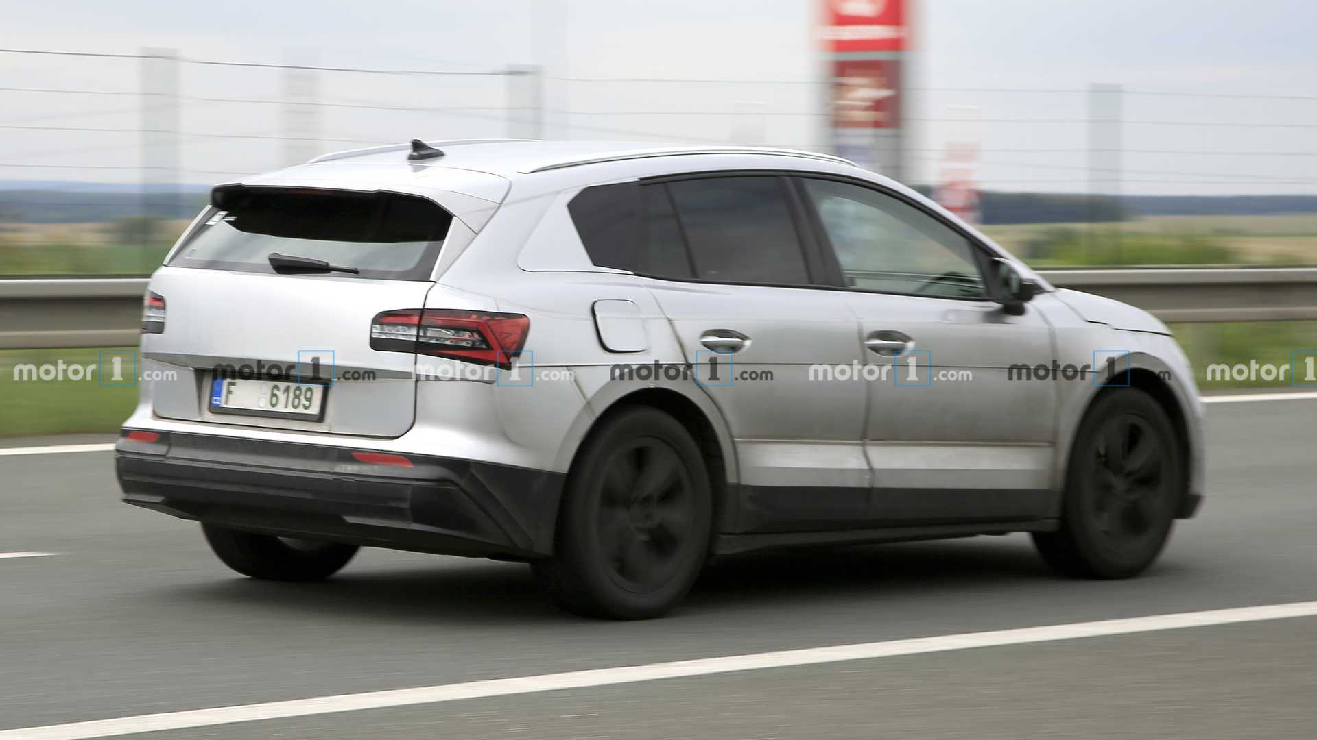 2021 - [Skoda] SUV EV - Page 3 Skoda-enyaq-spy-photos