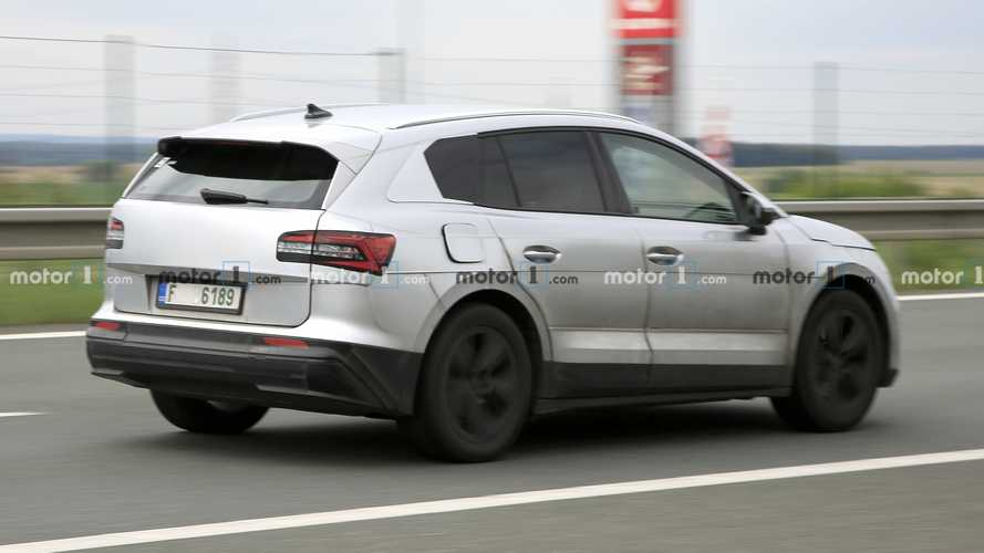 2021 Skoda Enyaq Spy Photos